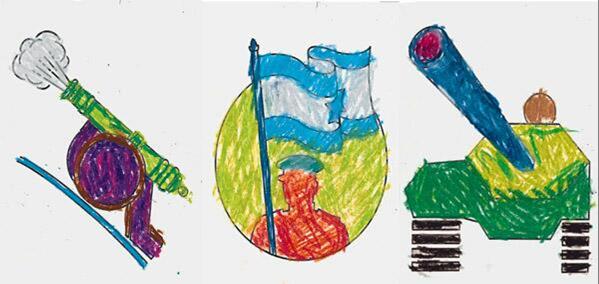 ילדים מציירים